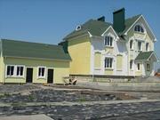 Декоративная отделка зданий,  штукатурка,   Покраска фасадов
