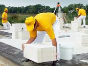 Строим дома из пеноблоков,  газосиликата в Пензе