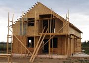 Выполним строительство каркасного дома под ключ в Пензе