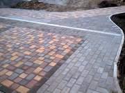 Тротуарная плитка от производителя. Производство и продажа.